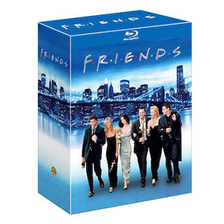 Friends en Blu-ray