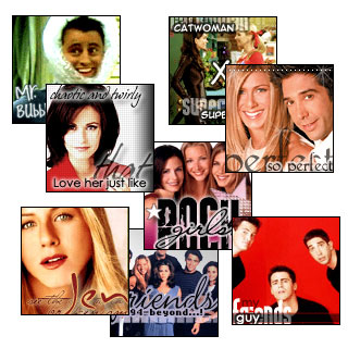 Iconos de Friends