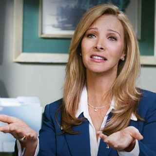 Lisa Kudrow en Web therapy