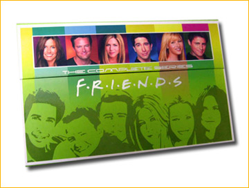 Friends DVD Box set