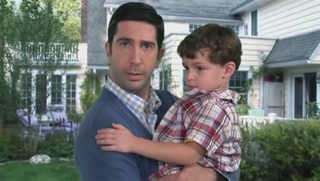 David Schwimmer en otras series